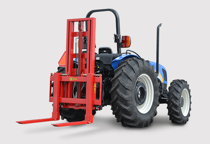 3 Point Hitch Forklift Attachment : Wifo farm equipment forks forklifts